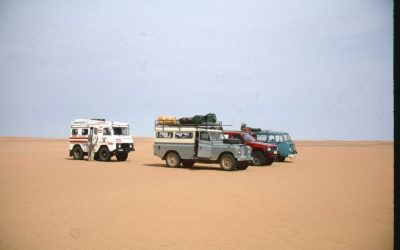 Travels in Africa Excerpts